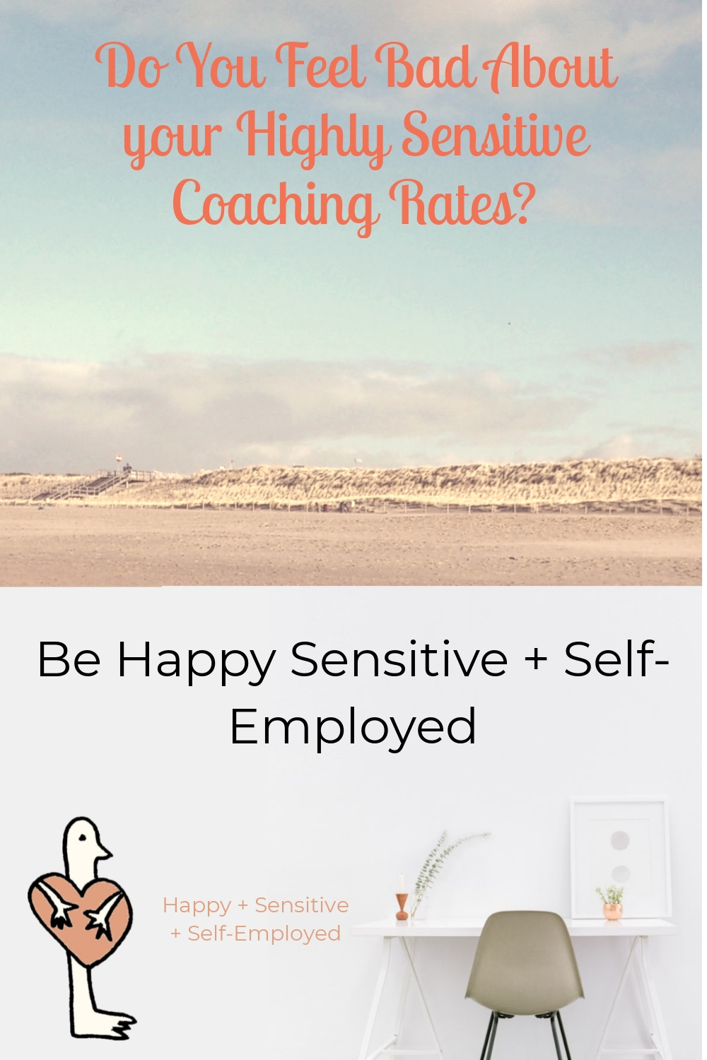 Do You Feel Bad About your Highly Sensitive Coaching Rates?